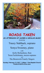 roads taken poster 1